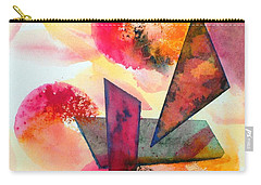 Abstract Shapes Carry-all Pouch