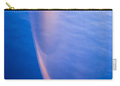 Abstract - Sunrise On Propellor Carry-all Pouch