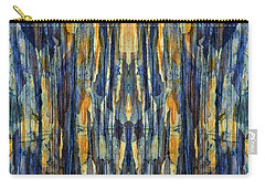 Abstract Symmetry I Carry-all Pouch