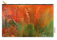 Abstract Vintage Landscape  Carry-all Pouch