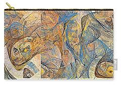Abstraction 0499 Marucii Carry-all Pouch
