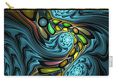 Abstraction 254-06-13 Marucii Carry-all Pouch
