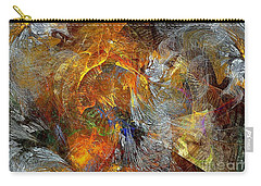 Abstraction 435-08-13  Marucii Carry-all Pouch