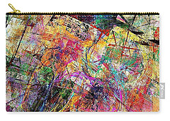 Abstraction 442-09-13 Marucii Carry-all Pouch