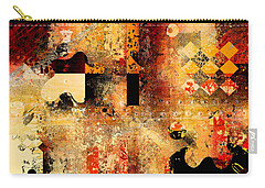 Abstracture - 103106046f Carry-all Pouch