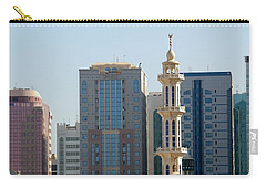 Abu Dhabi City Center Carry-all Pouch by Steven Richman