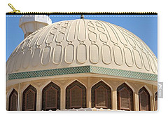 Abu Dhabi Mosque Carry-all Pouch by Steven Richman
