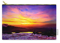 Acadia National Park Cadillac Mountain Sunrise Forsale Carry-all Pouch