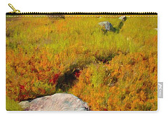 Acadia Spring Carry-all Pouch by Jeff Kolker