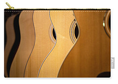 Acoustic Design Carry-all Pouch by John Rivera