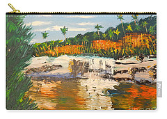 Adele Gorge At Lawn Hill National Park Carry-all Pouch