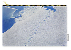 Adelie Penguin On Bergie Bit Carry-all Pouch