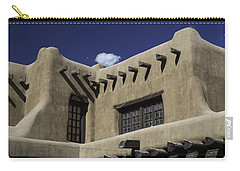 Adobe Architecture 01 Carry-all Pouch