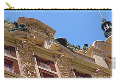 Carry-all Pouch featuring the photograph Adolphus Hotel - Dallas #2 by Robert ONeil
