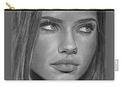 Adriana Lima 2 Carry-all Pouch