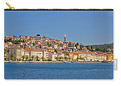 Adriatic Town Of Mali Losinj View From Sea Carry-all Pouch