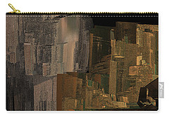 Afghanistan By Jammer Carry-all Pouch by First Star Art