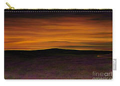 Carry-all Pouch featuring the painting African Sky by Rand Herron