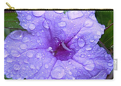 Carry-all Pouch featuring the photograph After The Rain #1 by Robert ONeil