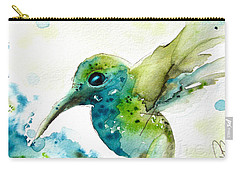 After The Rain Carry-all Pouch by Dawn Derman