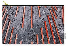 Carry-all Pouch featuring the photograph After The Rain II by Gary Slawsky
