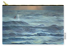 Carry-all Pouch featuring the painting After The Storm by Lori Brackett