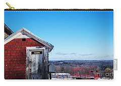 Carry-all Pouch featuring the photograph After The Storm Passes by Alana Ranney