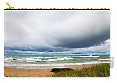 After The Storm Waterscape Carry-all Pouch by Christina Rollo