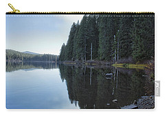 Afternoon At Clear Lake Carry-all Pouch
