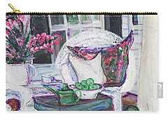 Afternoon At Emmaline's Front Porch Carry-all Pouch