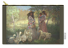 Afternoon Gathering Carry-all Pouch