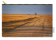 Afternoon Shadows Carry-all Pouch by Mary Carol Story