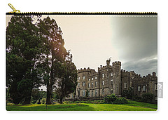 Afternoon Sun Over Markree Castle Carry-all Pouch