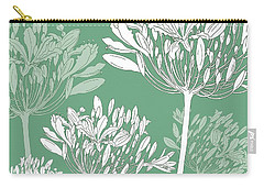 Blooms Carry-all Pouches