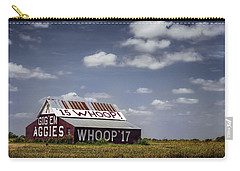 Aggie Barn Carry-all Pouch by Joan Carroll