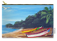 Aguadilla Beautiful Beach Carry-all Pouch
