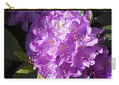 Ah Rhododendron Carry-all Pouch