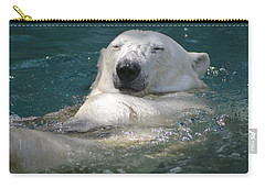 Ahhh Carry-all Pouch by Kathy Barney