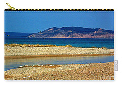 Carry-all Pouch featuring the photograph Ahhh Michigan by Desiree Paquette