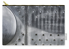 Aircraft Aluminum Two Carry-all Pouch