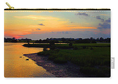 Airport Bridge Saturated Color Carry-all Pouch