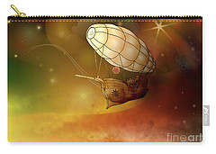 Airship Ethereal Journey Carry-all Pouch