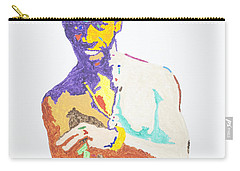 Al Green Carry-all Pouch by Stormm Bradshaw