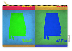 Alabama Carry-all Pouches