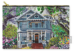 Alameda 1890 Queen Anne Carry-all Pouch