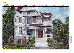Alameda 1897 - Queen Anne Carry-all Pouch