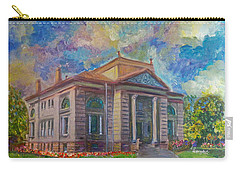 Alameda Carnegie Library 1899 Carry-all Pouch