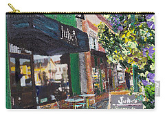 Alameda Julie's Coffee N Tea Garden Carry-all Pouch