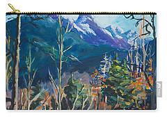 Alaska Autumn Carry-all Pouch by Yulia Kazansky