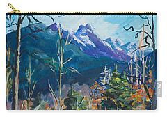 Alaska Autumn Carry-all Pouch